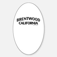 Brentwood Decal