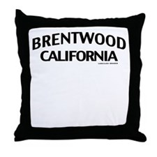 Brentwood Throw Pillow