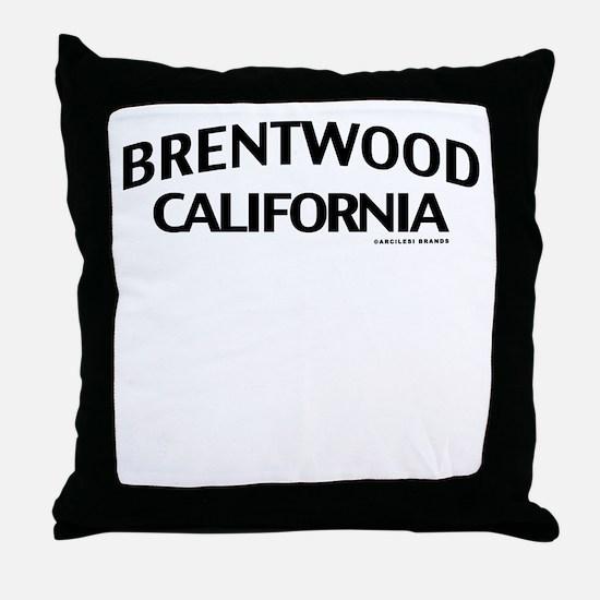 Brentwood Throw Pillow
