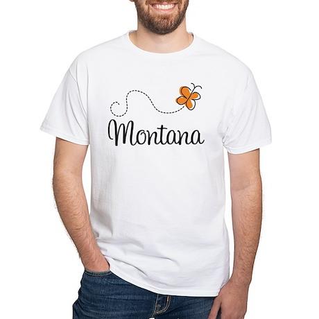 Butterfly MT Montana White T-Shirt