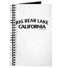 Big Bear Lake Journal