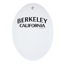 Berkeley Ornament (Oval)