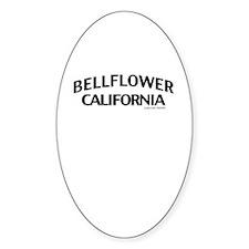 Bellflower Decal