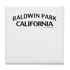 Baldwin Park Tile Coaster