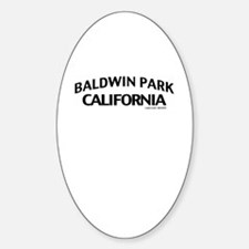 Baldwin Park Decal