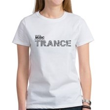 Music Equals Trance Tee
