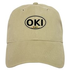 Ocracoke Island - Sandollar Design Cap