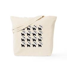 more the merrier Tote Bag