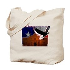 Alamo Rising Tote Bag