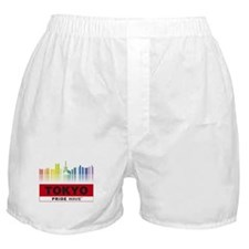 "PRIDE WAVE ""Tokyo"" Boxer Shorts"