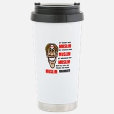 HERE THEY COME Stainless Steel Travel Mug