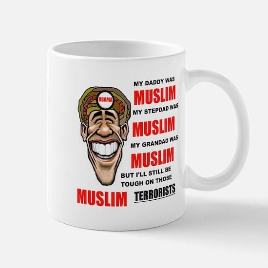 HERE THEY COME Mug