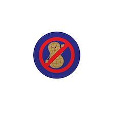Funny Peanut allergy Mini Button (10 pack)