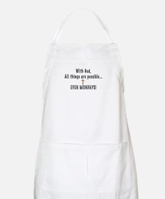 Mondays are Possible Apron