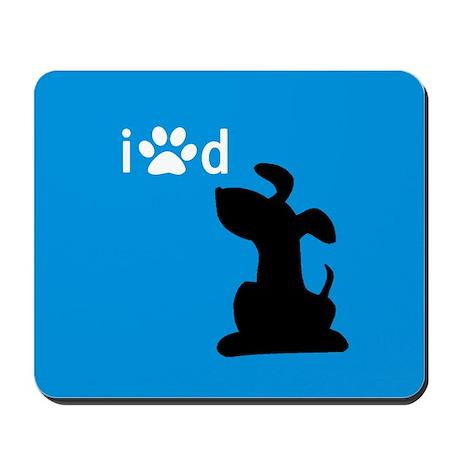 IPawd Mousepad