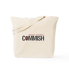 Fantasy Football Commish Tote Bag