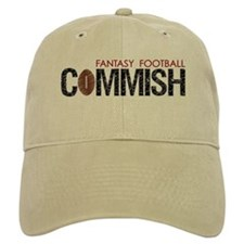 Fantasy Football Commish Baseball Cap