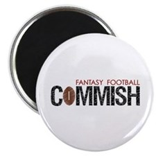 Fantasy Football Commish Magnet