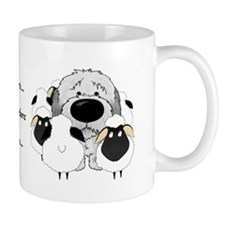 Sheepdog - I Herd... Small Mug