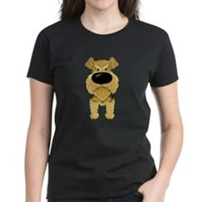 Big Nose Airedale Tee