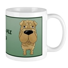 Shar-Pei Dad Coffee Mug