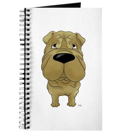 Big Nose Shar-Pei Journal