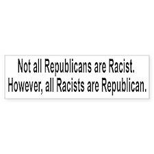Anti-Hate Bumper Stickers