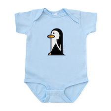 Unique Penquins Infant Bodysuit