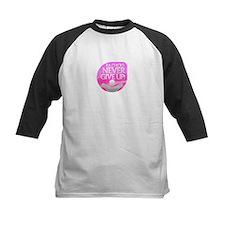 RA Chicks NGU Hot Pink Logo G Tee