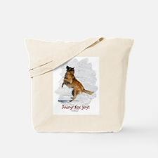 jump! Tote Bag