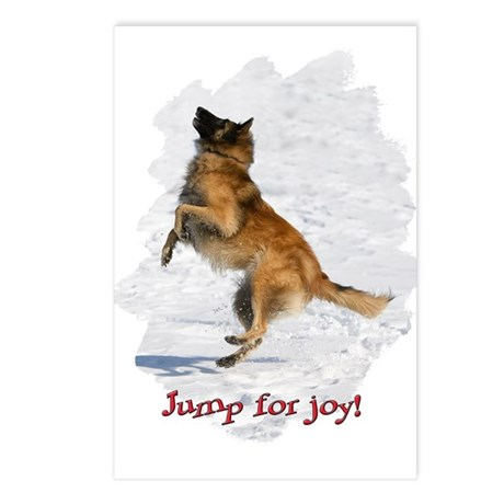 jump! Postcards (Package of 8)