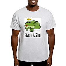 Cute Frog prince T-Shirt