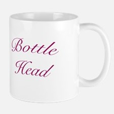 Bottle Head Mug
