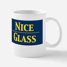 Nice Glass Mug