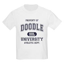 Doodle University T-Shirt