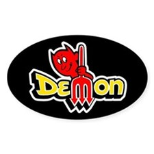 Demon Decal