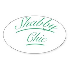 Shabby Chic Decal