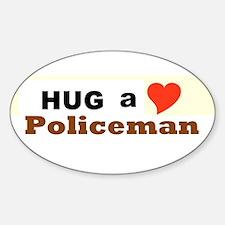 Policeman Decal