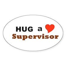 Supervisor Decal