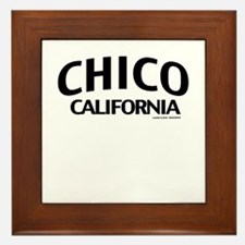 Chico Framed Tile