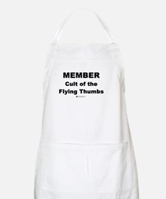 Cult of the Flying Thumbs - BBQ Apron