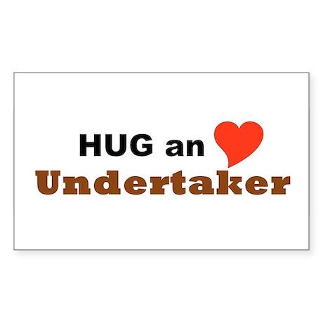 Undertaker Sticker (Rectangle 10 pk)