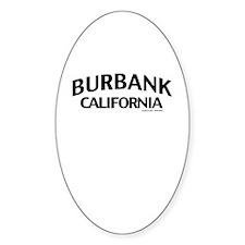 Burbank Decal