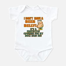 My Beer Belly Infant Bodysuit