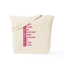 Blackpool Tote Bag