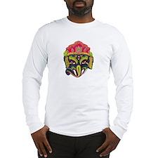 Vibrant Ganesh. Long Sleeve T-Shirt