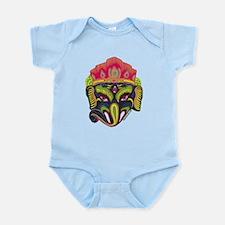 Vibrant Ganesh. Infant Bodysuit