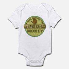 Weatherman Infant Bodysuit