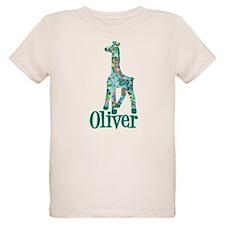 Oliver's Girraffe T-Shirt
