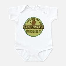 Taxidermist Infant Bodysuit